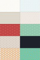16 Abstract Patterns by elemis
