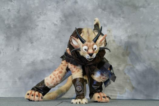 SDCC 2013 Masquerade - Charr by temperance