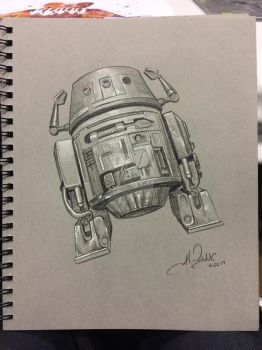 Chopper - Star Wars Rebels by AlexBuechel