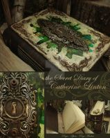 the Secret Diary of Catherine Linton by LuthienThye