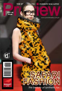 Leopard Print by dreamlord3