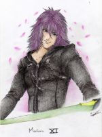 Finish: Marluxia XI by X-Seion-X