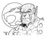 Panthro Inks by Staminaboy