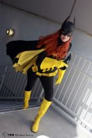Batgirl 1 by Insane-Pencil