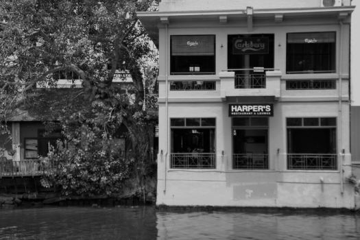 Harper's Restaurant And Lounge by CnieG