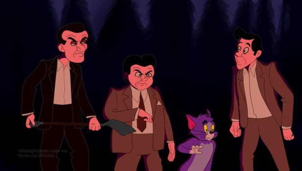 Tom and Jerry: Goodfellas (2) by TwoStripTechnicolor