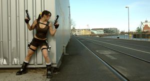 lara croft TR underworld 1 by illyne