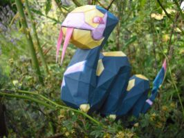 Seviper papercraft by TimBauer92