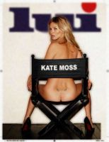 Kate Moss - Lui cover retouch by Christophe-Chiozzi