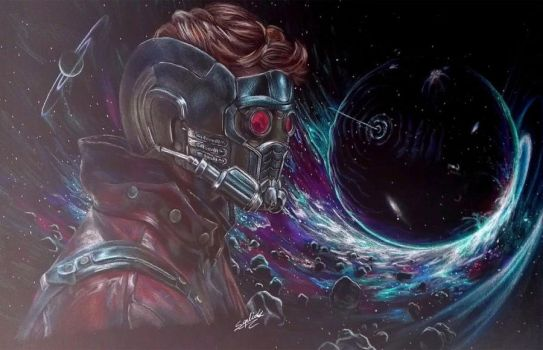 Starlord (Inverted) by StarKite1