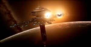 STARBASE 42 by PUFFINSTUDIOS