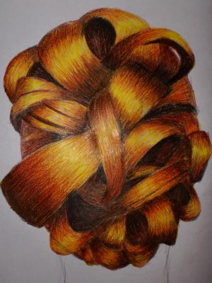 Hairstyle by marakells