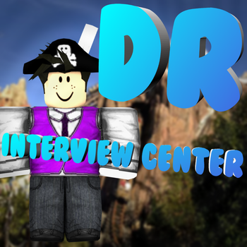 Disney Robloxia Interview Center by Tom-Ford