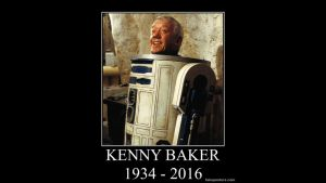 In Memoriam - Kenny Baker by NewNumber2
