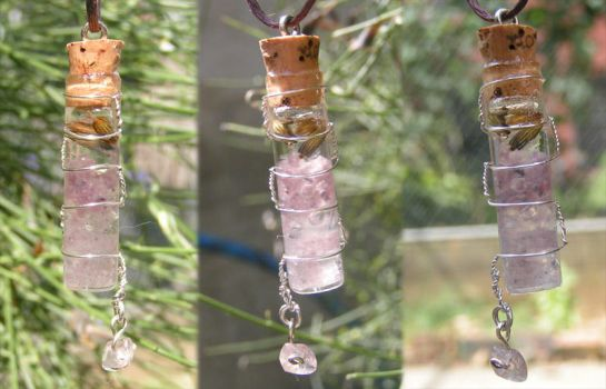 Magic Vial - Lil Fairy by Izile