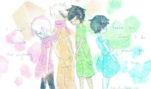 Alpha Kids- How I Feel by the-amasian