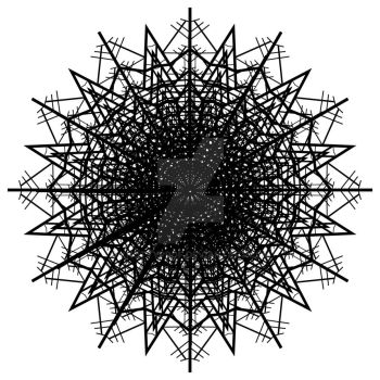 Elecrical Snowflake by knottyprof