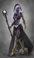 Sorceress by Angevere