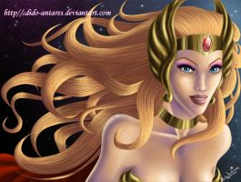 She-Ra, Princess of Power by Dido-Antares