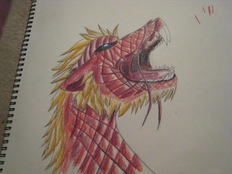 Red Dragon by coffeelover1411