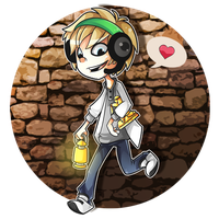You and me, Stephano! by Arkeresia