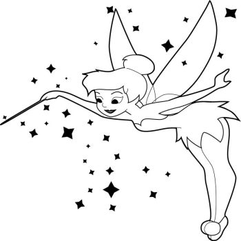 Tink BW by oopsydaisy74