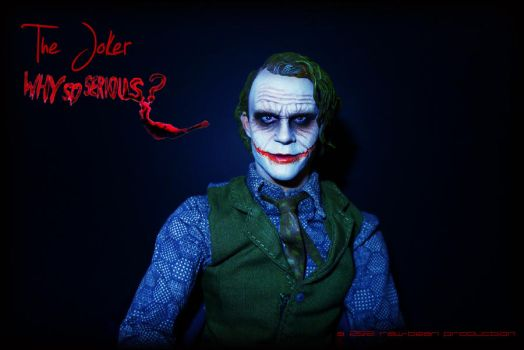 Hot Toys - The Joker 1 by jaysquall