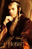 Elrond - Lord of Rivendell - The Hobbit by YoungPhoenix3191