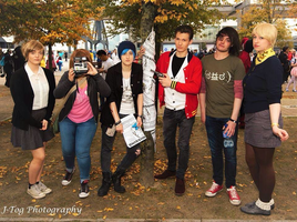 life is strange group by dropchrissy