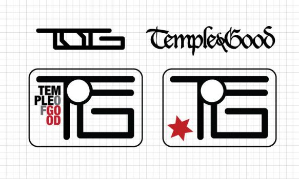 Temple of Good Logo Comps by alexluna
