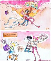 Prince Gumball valentine's day by ziloDMK