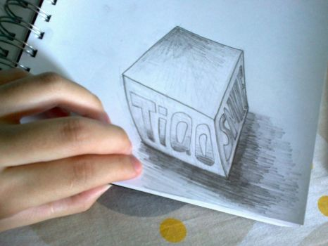 box of 3D by tiqosmile