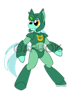 Megamare Lyra by AnimeFreak40K
