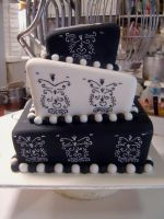 Vintage Cake by Verusca