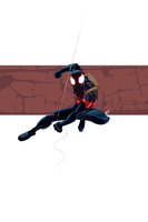Spiderman by universe-K