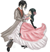 May I have this dance? by Daughter-of-Liberty