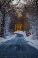The Road to the Light by abey79