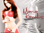Maria Kanellis Wallpaper by johnnymarques