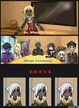 [X-over] Midgard TV by Sapphire-M