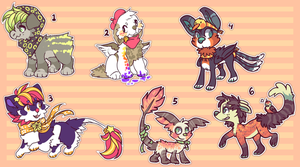 Collab Design auctions (closed) by dexikon