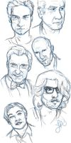 Actor Study by ComeAlight