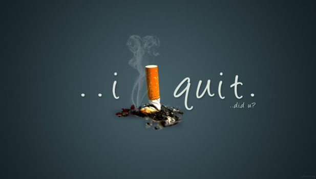 I Quit by sohansurag