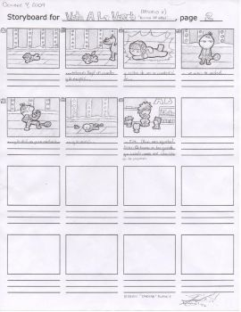 Storyboard - VALV 11, 2-2 by darkarcompany