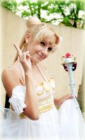 Neo Queen Serenity cosplay 3 by usagi999