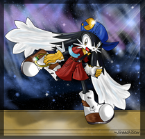 Klonoa- .:Swirling Space:. by JiraachiStar