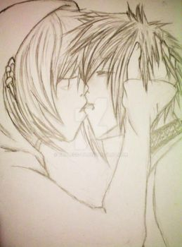 +Boys Kiss+ by EndLess-Ly