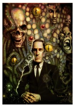 Homage to Lovecraft by Valzonline