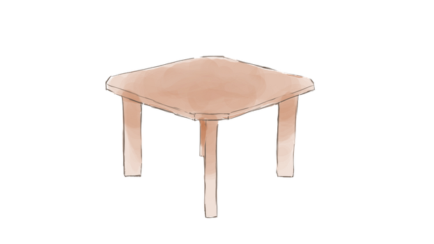 Table by Stella--Chan