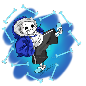 Sans by AevusAeon
