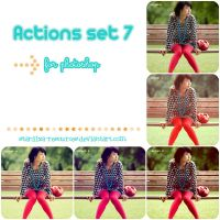 Actions set 7 by stardixa-resources